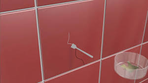 Drilling Into Bathroom Tiles How To Drill Ceramic Tile With Pictures Wikihow