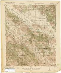 Show Me A Map Of California California Topographic Maps Perry Castañeda Map Collection Ut