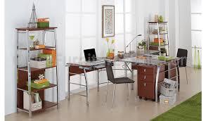Glass Top Desk Office Depot Desk Glass L Shaped Office Desk Fame Corner Office Desk