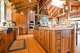Kitchen Cabinets Craftsman Style Craftsman Style Cabinets Kitchen With Built In Backless Bar Height