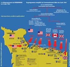 D Day Map Nicholas Stix Uncensored D Day Sixth Of June The 73rd