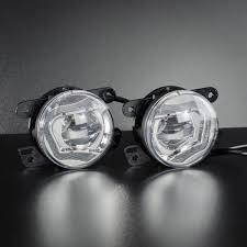nissan frontier fog light kit stedi osram universal led fog light kit