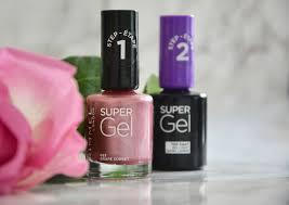 rimmel super gel nail polish a great alternative to salon prices