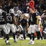 Live updates: Raiders vs. Texans on Monday night