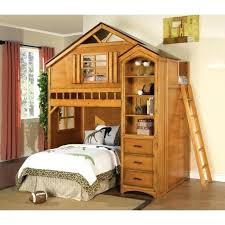 Bunk Bed Desk Bunk Beds Desk Combo Loft Bed With And Drawers