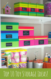 Toy Storage Ideas Reign In Your Kids U0027 Toys With These Simple Storage Ideas Design