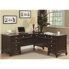 Computer Desk With File Cabinet Home Office Furniture Coaster Fine Furniture Home Office