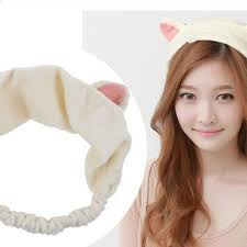 korean headband shop cat ears headband on wanelo