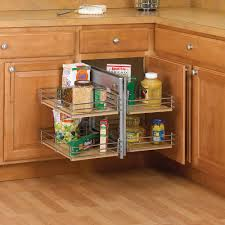 blind corner kitchen cabinet home depot knape vogt 19 75 in x 26 19 in x 22 19 in right