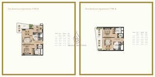 1 Bedroom Apartment Floor Plans by Splendor 1 Bedroom Apartment Type A B Floor Plan