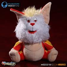 the blot says sdcc 16 exclusive thundercats snarf plush by