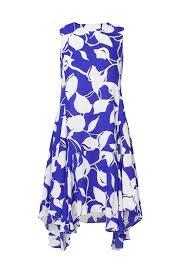 orange flora print dress by stylestalker for 30 40 rent the