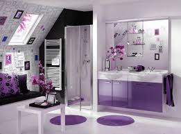 astounding purple bathroom ideas 29 moreover house plan with
