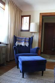 blue accent chairs for living room home interior inspiration