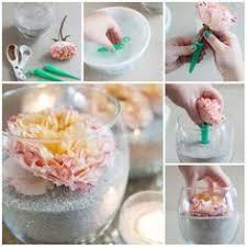 dã coration table de mariage tuto diy pour une déco de table flower power décorer une