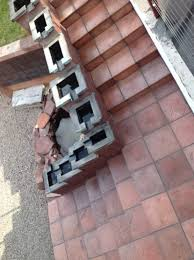 Covering Old Concrete Patio by Covering Old Concrete Dektektile Precast Concrete Decking Material