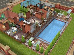 the villa gosh i wanted this house so badly sims freeplay