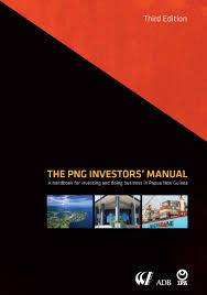 the png investors u0027 manual 3rd edition by business advantage