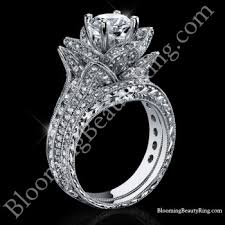 beautiful wedding ring unique engagement rings for by blooming jewelry