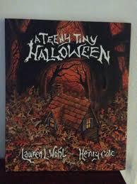 a teeny tiny halloween