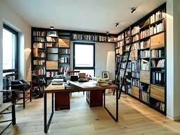bibliothèque avec bureau intégré meuble bibliotheque bureau integre bibliothaque bureau design coin