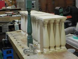 How To Sand Banister Spindles How To Turn Stair Spindles Step By Step