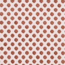 Robert Allen Drapery Fabric 240843 Blossom Drops Coral Reef By Robert Allen