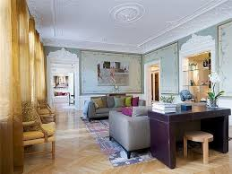 Three Bedroom House Interior Designs 3 Bedroom Apartment With A Classical Interior Design In Sweden