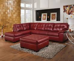 red leather sectional sofa 57 with red leather sectional sofa