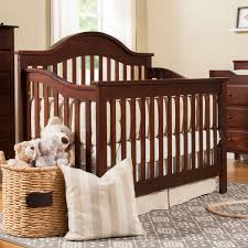 Convertible Crib 4 In 1 by Davinci Jayden 4 In 1 Convertible Crib In Slate Simply Baby