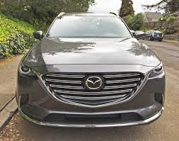 the mazda cx 9 is offered in four trim levels sport touring