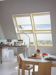 modern skylight blinds velux window blinds making the most of