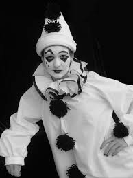 authentic halloween costumes for adults pierrot costume authentic pierrot halloween mardi gras