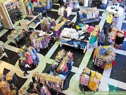 used clothing stores how to start a used clothing store 9 steps with pictures