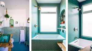 turquoise tile bathroom 3 ways to incorporate aqua tiles into your home