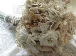 burlap flowers a vintage wedding well how about a burlap flower