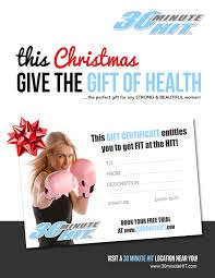 p09432b christmas give the gift of health 30 minute hit womens