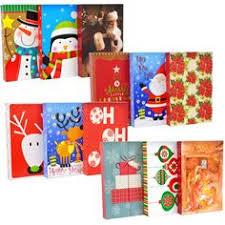 wrapped christmas boxes bulk christmas house christmas printed robe gift boxes 2 ct