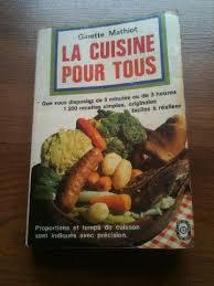 la cuisine pour tous eat and dust