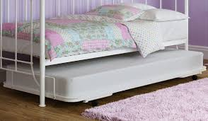 Trumble Bed Lucetta Metal Trundle Bed Bensons For Beds