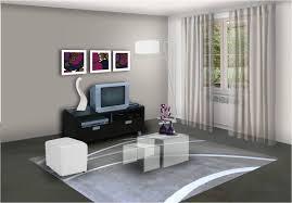 Decoration Salon Design by Deco Peinture Salon Design