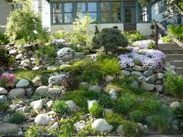 Garden Rock Wall Garden Design 25 Beautiful Rock Wall Gardens Ideas On Pinterest