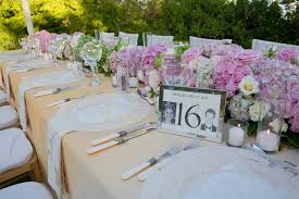 wedding table numbers chic table number designs for wedding receptions inside weddings