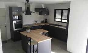ilot central cuisine avec evier ilot central cuisine avec evier beautiful view images ordinaire