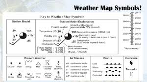 Weather Map Symbols Met 102 Pacific Climates And Cultures Lecture 1 Introduction To
