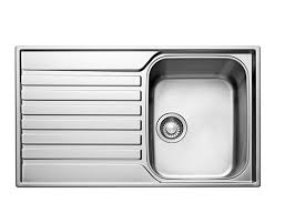 Kitchen Sinks Metal  Ceramic Kitchen Sinks DIY At BQ - Sink kitchen