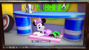 mickey mouse clubhouse minnie u0027s dream