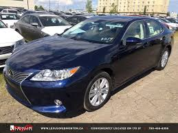 lexus blue color code new 2015 deep sea blue lexus es 350 touring package review