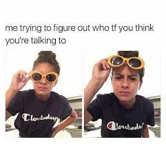Tf Meme - dopl3r com memes me trying to figure out who tf you think