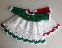 craftdrawer crafts crochet a free pretty baby dress pattern